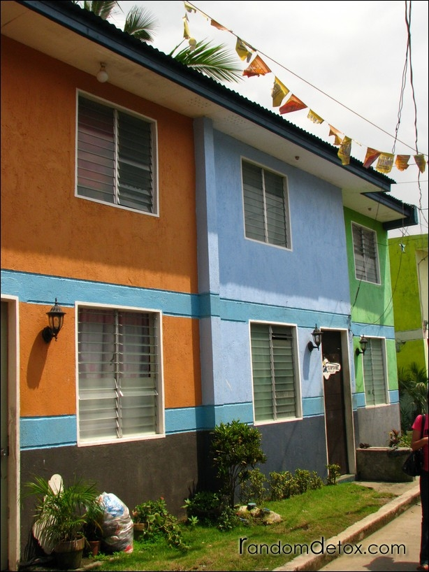 Gawad Kalinga Homes