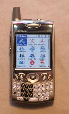 Replace Treo Housing
