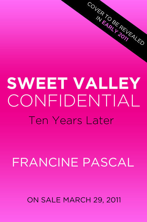 Sweet Valley Confidential Ten Years Later