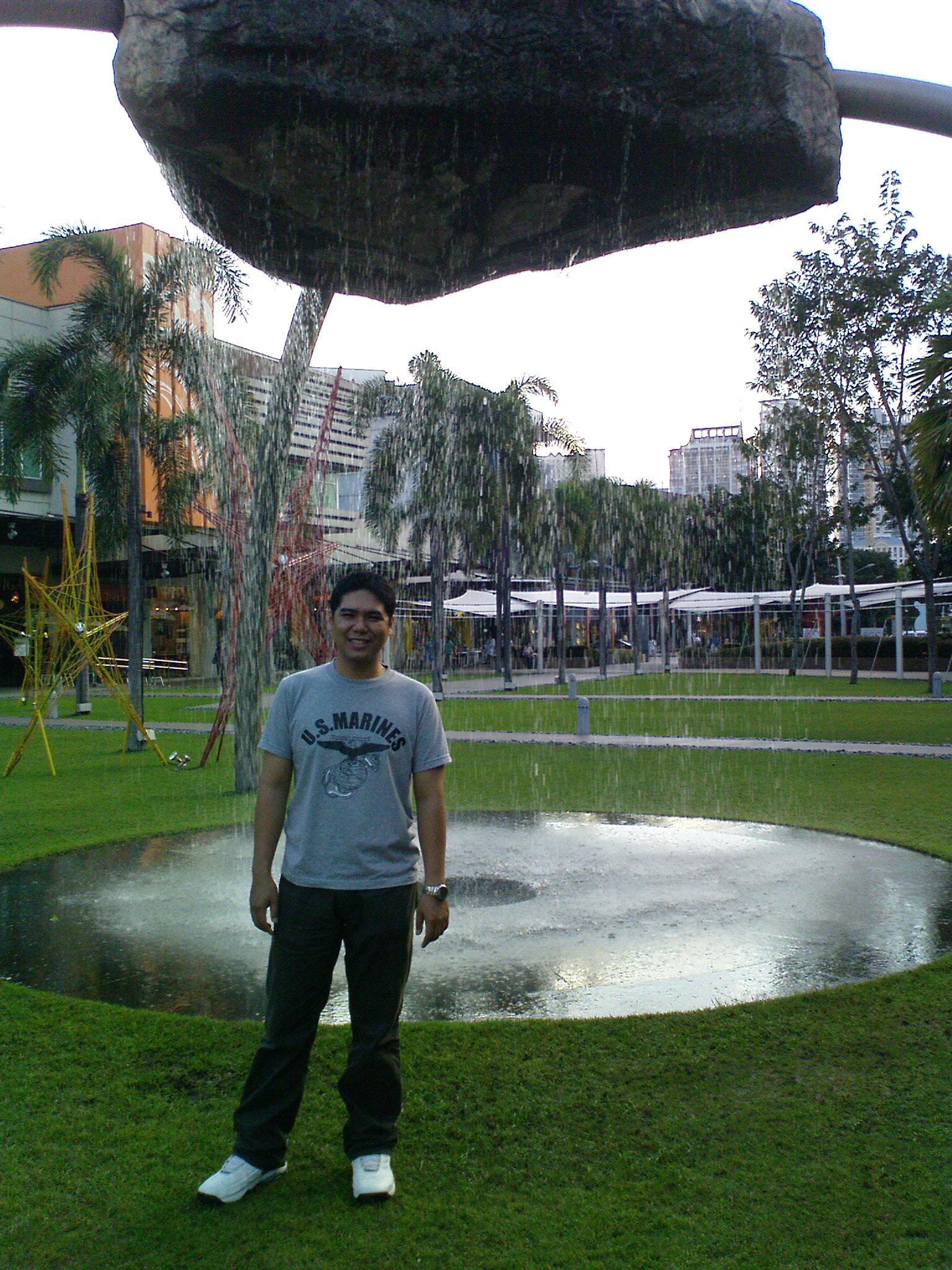 Fort Bonifacio Shower