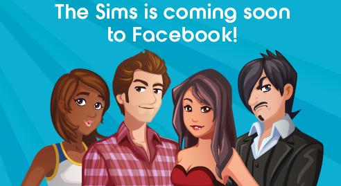 sims facebook