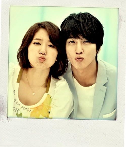 Jung yong hwa dating park shin hye 2012