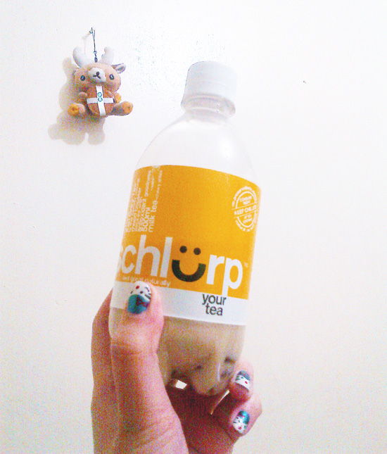 schlurp your tea