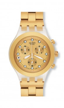 Swatch Full Blooded Gold