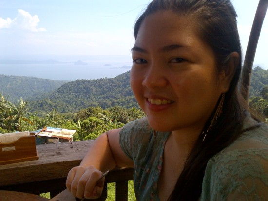 tagaytay bag of beans taal lake view